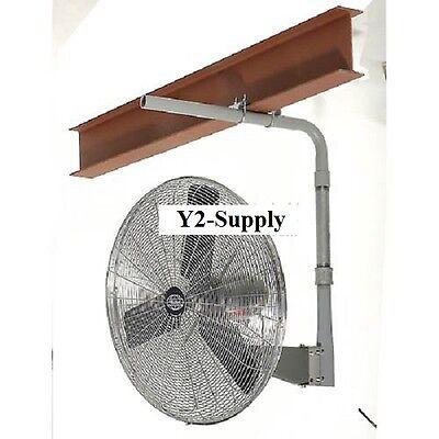 New I-beam Mount Fan 30 Diameter