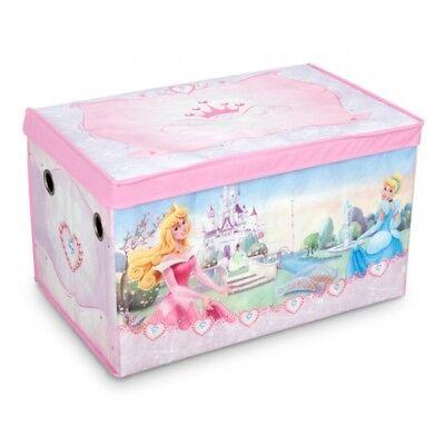 Disney Princess robuste Aufbewahrungsbox Spielzeugkiste Kinder Spieltruhe