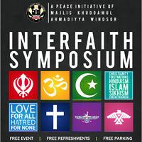 Interfaith Symposium: Religious Founders and their Teachings.