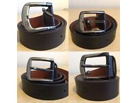 Gucci, Versace, Louis Vuitton, Armani. Top quality belts for best price