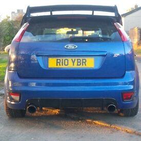 Ford Focus RS Replica spoiler