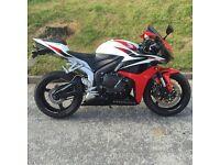 Honda cbr600rr-8 ( no offers)