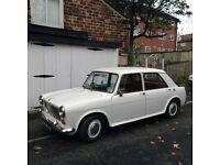 Class is 1964 Morris 1100