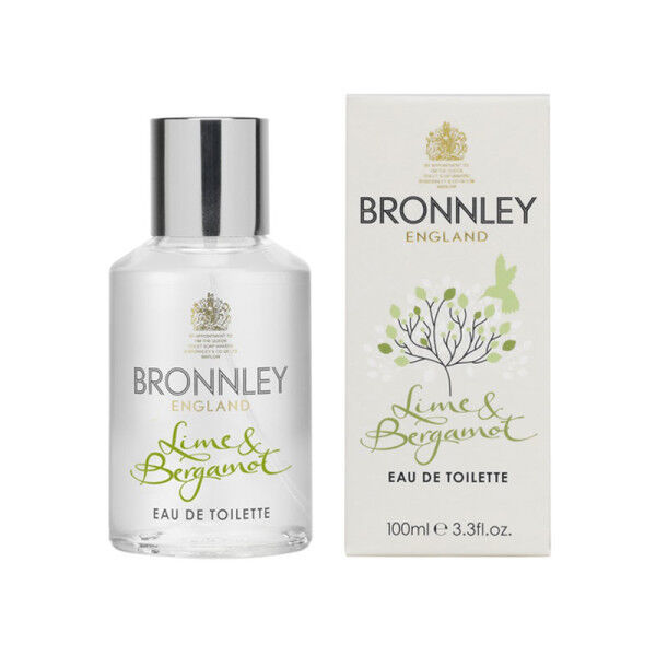 Bronnley Lime & Bergamot Eau De Toilette - 100ml