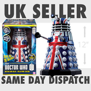 New-Doctor-Who-Union-Flag-Dalek-50th-Anniversary-Jack-2013-Limited-Edition