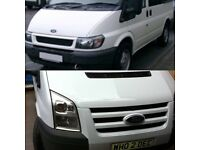 Wanted Ford Transit mk6 to mk7 conversion