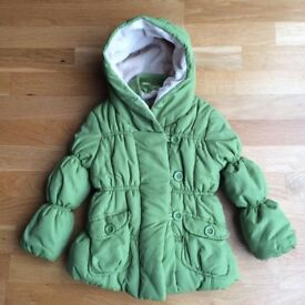 Soft and snuggly high quality coat age 1.5-2yrs