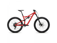 Specialized Men`s ENDURO FSR COMP 27.5 Mountainbike - 2018 - gloss rocket red black clean