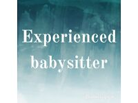 Experienced Babysitter