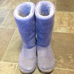 Uggs Girls Lilac - Size 4 Youth