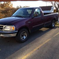 97 f150 2wd 4.6L  trade for car