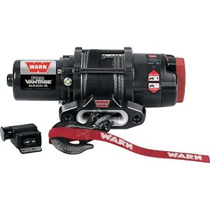 Warn ProVantage 2500-S Winch w synthetic Rope *LIFETIME WARRANTY Kingston Kingston Area image 1