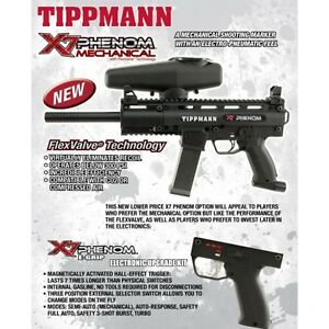 PAINTBALL Tippman 7X PHENOM (mécanique)