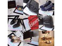 100% Genuine Leather Chanel Hermes Louis Vuitton Prada Valentino YSL etc
