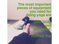 Yin Yoga Classes near Meadowbank