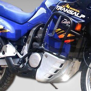 ENGINE GUARD HEED CRASH BARS HONDA XL XLV 600 TRANSALP 89-99