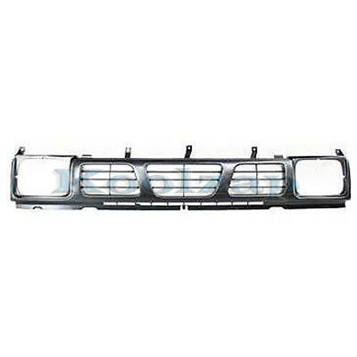 Nissan Pickup Grille Assembly - Front Grill Grille Assembly NI1200115 6231055G00 For 93-97 Hardbody Pickup Truck