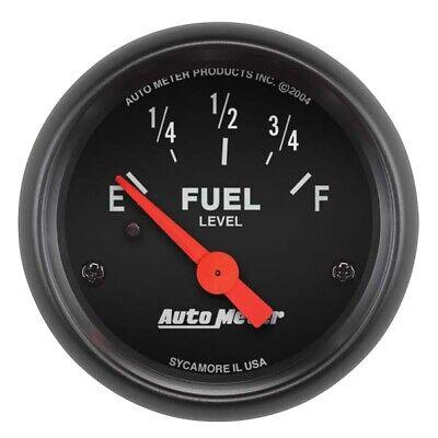 Auto Meter 2641 Z Series 2 1/16' Fuel Level Gauge