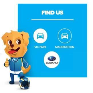 City Subaru Maddington