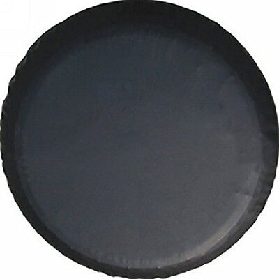 Shatex Overdrive Universal Fit Spare Tire Cover 24-26.5inch Black