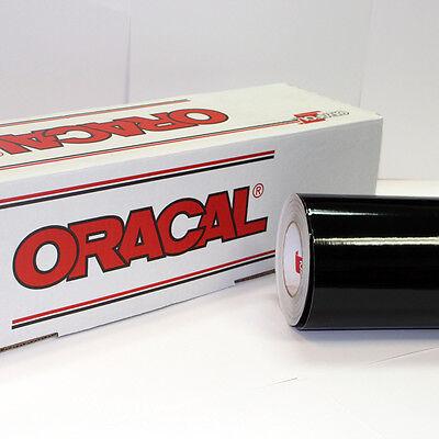 Black Oracal 651 1 Roll 24 X 50 Sign Cutting Vinyl