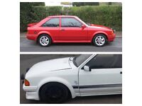 Escort Rs Turbo Wanted Dead Or Alive Cash Waiting