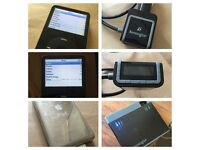 iPod Classic 80gb + Extras