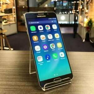 AS NEW SAMSUNG NOTE 5 32GB BLACK AU MODEL UNLOCKED WARRANTY Nerang Gold Coast West Preview