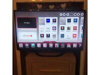 LG 42in SMART LED TV
