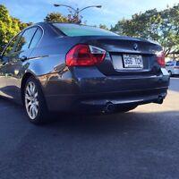 BMW 335i 2007, 127 000 km AUTOMATIC, LOW KM  FULLY LOADED.