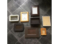 Picture frames - job lot