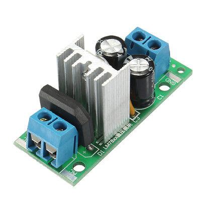 12-24v Ac Or Dc To 12v Dc L7812 Voltage Rectifier Regulator Power Supply Module