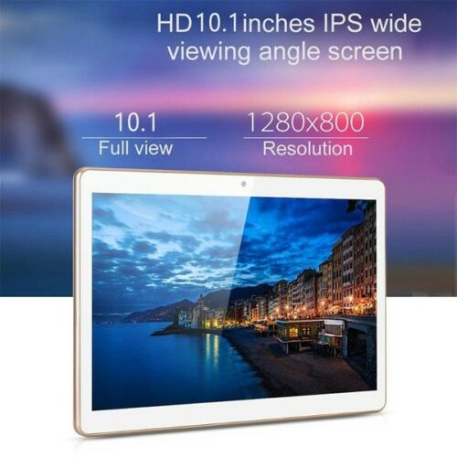 Tablet - 10.1'' HD 4GB+64GB OCTA CORE Dual SIM / Camera 3G WIFI OTG ANDROID 5.1 TABLET PC