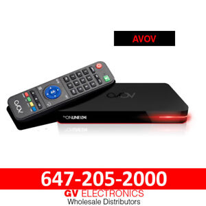 AVOV TV ONLINE 4K N2 ANDROID | IPTV   (WHOLESALE ONLY)