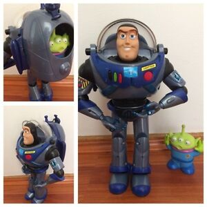 Toy Story buzz light year and alien Wattle Grove Liverpool Area Preview