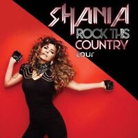 2 Shania Twain Tickets for sale! ONLY $400 for TWO!