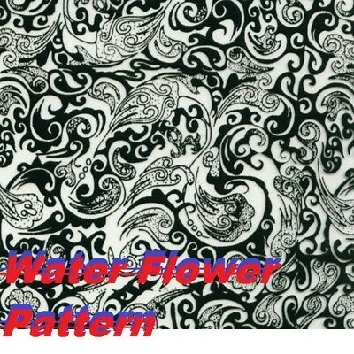 0.5mx2m Water Transfer Printing Film Hydrographic Filmwater Flower Pattern