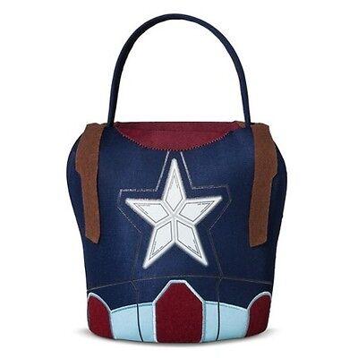 Avengers PATRIOT IRON Man Halloween Easter Plush Basket (Avengers Easter Basket)