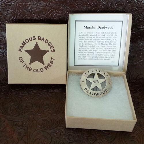 US Marshall Deadwood