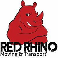 RED RHINO* AFFORDABLE MOVING - LONDON - ⭐⭐⭐⭐⭐ (226) 234-9240