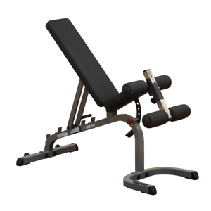 Body-Solid Flat/Incline/Decline Bench (GFID31)