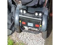 M 1 mini crosser all terrain MOBILITY SCOOTER