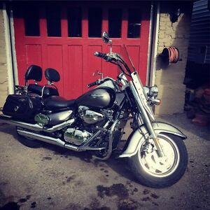 2005 Suzuki Boulevard 1500 c90 Kawartha Lakes Peterborough Area image 1