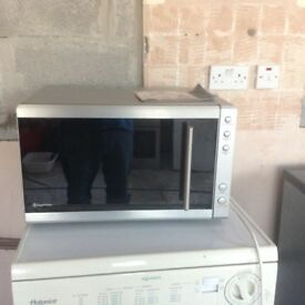 Microwave combined oven
