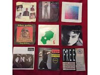 Mixed bag of 7inch singles