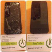 iPhone 4 /4S / 5 / 5C / 5S Screen Réparation écran *SPÉCIAL*