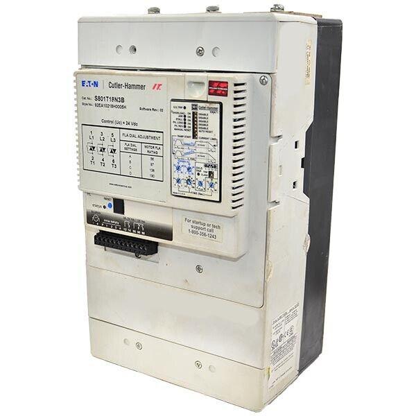 S801T18N3B Cutler Hammer 180A 200/230/460/575V 60/60/150/150HP S801 Ser.  --SA
