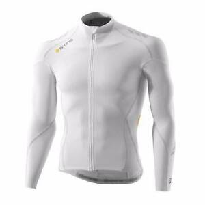 Skins C400 Compression Long Sleeve Cycling Jersey RRP$220 Croydon Burwood Area Preview