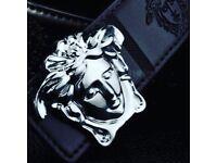Versace , Hermes , Louis Vuitton belts. PLEASE SEE PICTURES