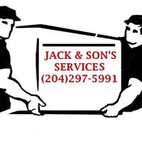 PICK-UP & DELIVERY  SERVICES $30 - SOFA'S/ FUTONS & MORE!